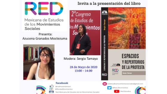 28 de mayo Invitación a la presentación de libro