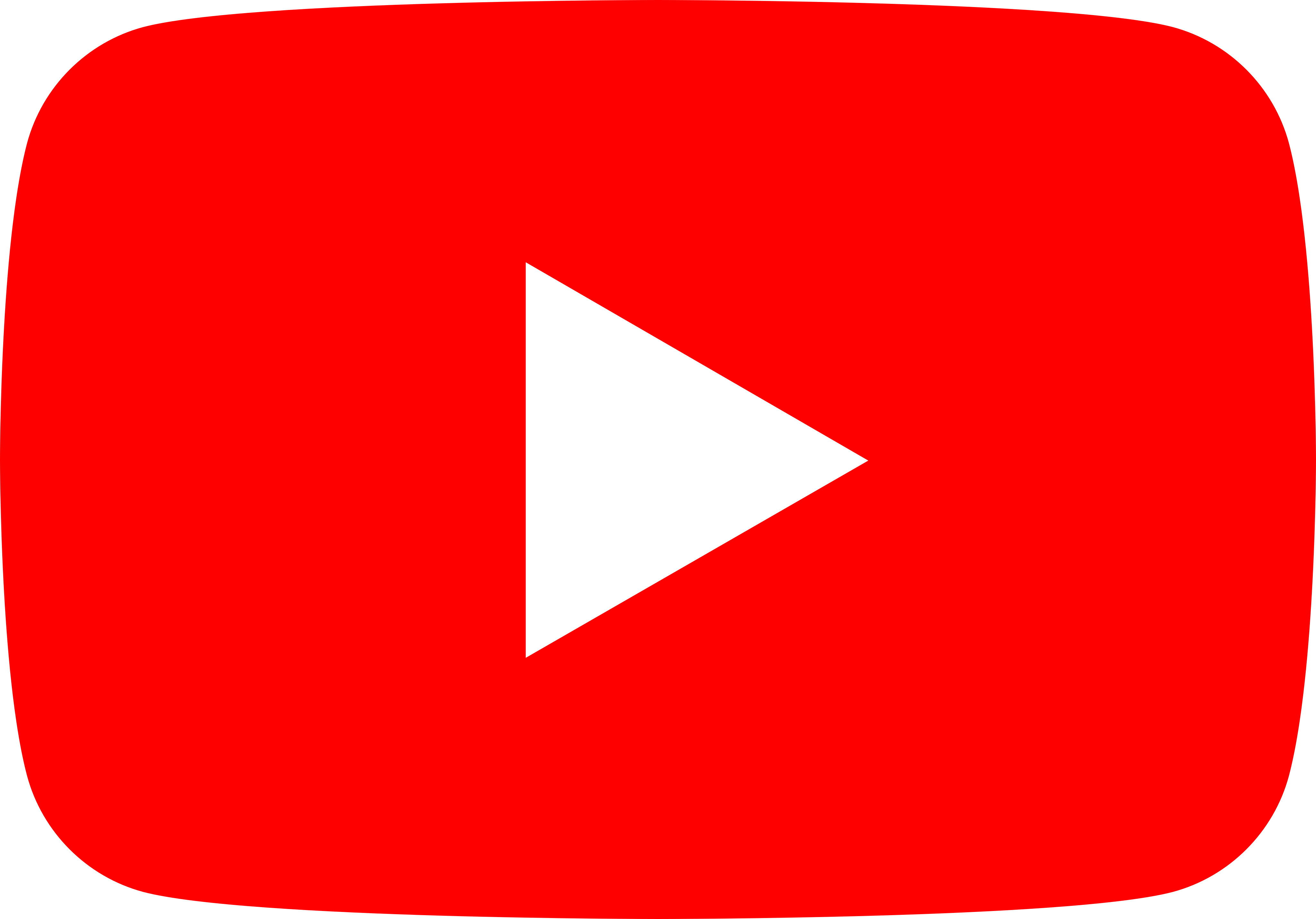 Canal de YouTube de la RED