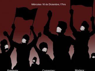 Documental cartel LAS protestas y los movimientos sociales en el contexto de la pandemia